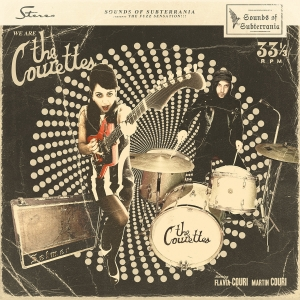 The Courettes – we are the courettes